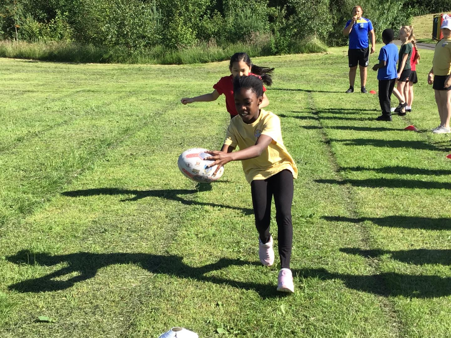 Warrington Wolves Tag Rugby (2)