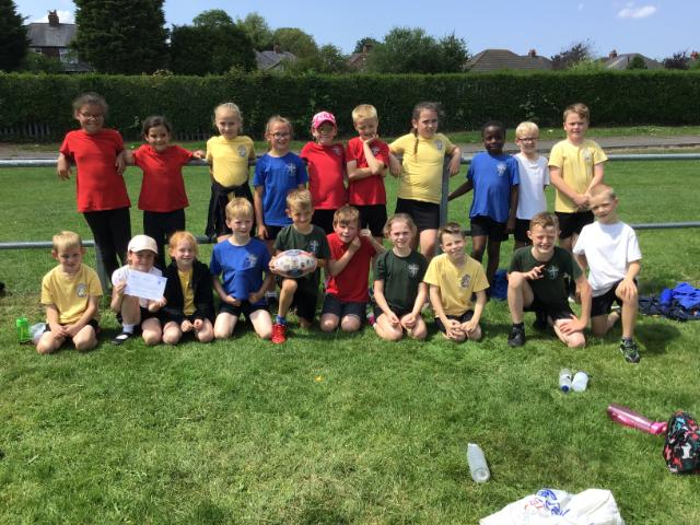Warrington Wolves Tag Rugby 4